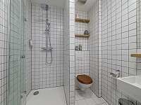 AP1 - koupelna - ubytování Kurdějov