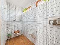 Vinotéka - veřejná toaleta - Kurdějov