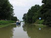 okolí - Baťův kanál - Veselí nad Moravou