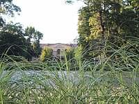 okolí - zámecký park - Veselí nad Moravou