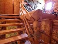 schodiště - Suchý