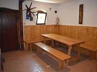 Pískovcový sklep - chata ubytování Zaječí - 5