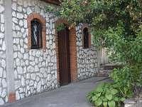 Pískovcový sklep Zaječí - chata ubytování Zaječí