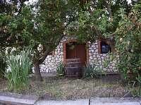 Pískovcový sklep Zaječí - chata k pronájmu