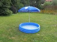 bazének pro nejmenší