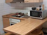 Kuchyně ve spodní části objektu - Stupava
