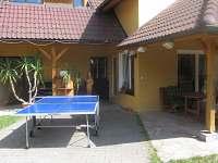 venkovní ping-pong