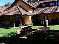 Zahrada zepředu - Stupava