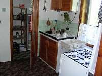 kuchyň a spíž