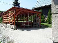 terasa a vaše houpačka + krb - Ruprechtov