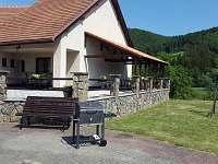 ubytování Sjezdovka Zbraslav u Brna Chalupa k pronájmu - Chudčice