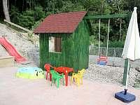 Dětský koutek - ubytování Bavory