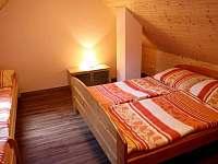 ložnice - ubytování Bavory