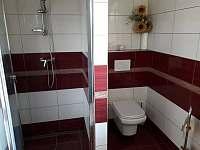 Koupelna - pronájem rekreačního domu Valtice
