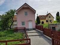 Domek s terasou Hlohovec - chata ubytování Hlohovec