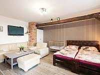 apartmán - ubytování Křepice