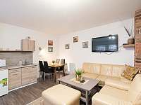 apartmán s 2x postel - Křepice