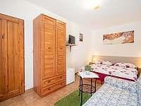 Dvoulůžkový pokoj v přízemí - Křepice