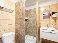 Koupelna k dvoulůžkovému pokoji - Křepice