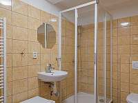 Koupelna pokoj 7 - Křepice