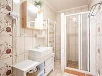 Koupelna pokoj v apartmánu - Křepice