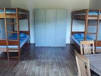 pokoj 3-střed chaty
