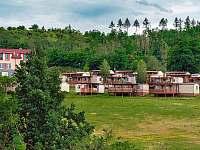 mobilheim pohled 4 - chata ubytování kemp Výr - Výrovice