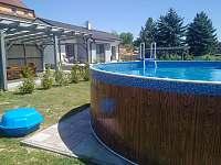 Těšetice léto 2021 ubytování