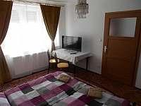 ložnice apartmán 1 - chalupa k pronájmu Lanžhot