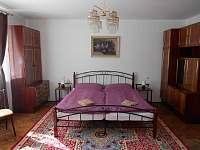 ložnice apartmán 1 - chalupa k pronajmutí Lanžhot