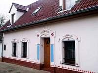 ubytování na Slovácku Chalupa k pronajmutí - Prušánky - Nechory