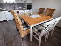 Kuchyň - rekreační dům ubytování Prušánky