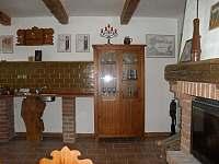 Ložnice B s kuchyňským koutem v prvním patře