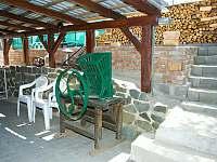 Chata u Pálavy - chata - 16 Brod nad Dyjí
