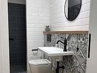 Každý pokoj má krásnou koupelnu!! - Mutěnice