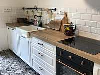 Kuchyňe je plně vybavena - Mutěnice