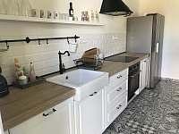 Plně vybavena kuchyň -společenská místnost - Mutěnice