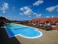 Bazén - ubytování Zaječí