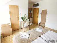 Pokoj penzionu - ubytování Zaječí