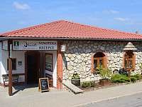 Recepce a infocentrum - ubytování Zaječí