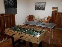 Sklepní galerie s malou hernou - Novosedly
