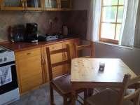 Růžové apartmá - chalupa ubytování Hlohovec - 2
