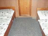 ložnice 1 - chata k pronájmu Koryčany