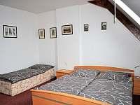 Třílůžkový pokoj - ubytování Hodonice