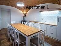 Apartmán 1 - chalupa k pronájmu Pouzdřany