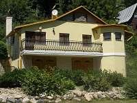 Chata k pronajmutí - okolí Farářky