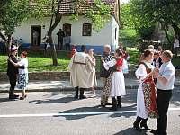 Komňa Domek miškářa - Rudice