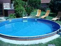 bazén - ubytování Dolní Dunajovice
