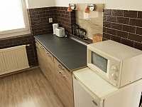 kuchyně - apartmán k pronájmu Podomí