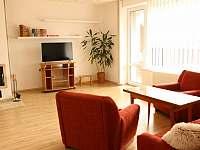 obývací pokoj - apartmán k pronájmu Podomí